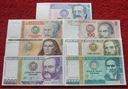 ZESTAW BANKNOTÓW PERU (2) !!! STAN UNC !!! SUPER