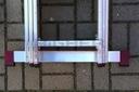 Drabina aluminiowa 3x7 KRAUSE CORDA 5,10m 030375 Informacje dodatkowe hak w zestawie