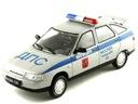 Auto Kolekcjonerskie VAZ 2112 DPS Milicja 1:43