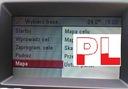 Polskie Menu Mapa Europy Opel cd70 dvd90 + lektor
