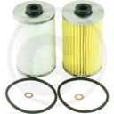 Wkłady filtru paliwa papierowy i filcowy C330 C360