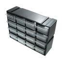 Szafka organizer na elementy 16 szufladek moduł