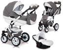 RIKO BRANO ECCO 3W1 wózek dziecięcy + GRATISY