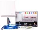 Aktywna Antena do INTERNETU 10km WI-FI SKY 5m USB