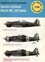 TBiU 126 SAMOLOT MACCHI MC 200 SAETTA