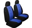 PRZODY Uniwersalne pokrowce na fotele samochodowe