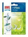 JUWEL:KLIPSY DO ODBŁYŚNIKÓW HIFLEX T5 (4szt)