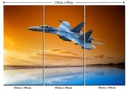 Obraz Lotnictwo Samolot Myśliwiec MIG-29 MiG-29