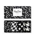 Skarpety Happy Socks Gift Box 41-46 | XBLW09-9001