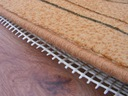 MATA ANTYPOŚLIZGOWA 60 cm pod dywan ^*Q1759 Przeznaczenie do wnętrz
