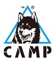Karabinek Stalowy Zakręcany Camp OVAL 28kN - SKLEP Płeć nie dotyczy