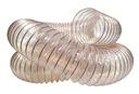 Przewód wąż odciąg trocin 125x6m POLIURETAN spiro