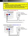 PROMOCJA !!! Dzwonek KAKADU classic + USB #803 Rodzaj przewodowe