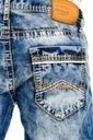 Cipo Baxx Spodnie Jeansy Przecierane Nić Regular Marka Cipo Baxx