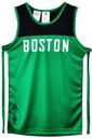 ADIDAS Boston Celtics koszulka koszykarska - 140 Właściwości szybkoschnące