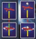 KLOCKI MAGNETYCZNE KONSTRUKCYJNE FORMUŁA 1 - 250el Liczba elementów 250 szt.