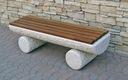 drewniana mata łazienkowa KOPERTOWA 41,5x60 KOSPOD Długość 60 cm