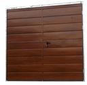 Brama Garażowa 4x4 Bramy Garażowe Bramy do muru