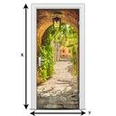 NAKLEJKA NA DRZWI   Fototapeta   Okleina na meble Kod produktu pl-DoorSticker-205x95-ZB