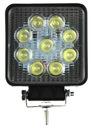 LAMPA ROBOCZA 9 LED HALOGEN 9-36V BARDZO MOCNA