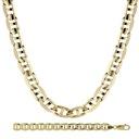 PROMOCJA Łańcuszek Złoty Gucci pr 585 14k 60 cm