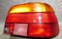 BMW 5 E39 Sedan lampa prawa tylna tył wkład