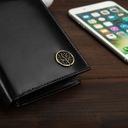 Skórzany portfel męski BETLEWSKI ochrona RFID duży Rodzaj portfel