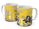 KUBEK CUPHEAD Bendy Felix 330ml + imię