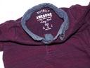 F&F bluzka z kołnierzykiem 6-9m 74cm Rozmiar 74
