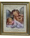 Obrazek Pamiątka Chrztu Świętego Prezent Chrzest