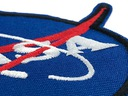 NASA нашивки термо Перебивки комплект 6 штук