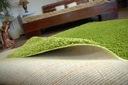 DYWAN SHAGGY 5cm zielony 50x150 jednolity miękki Rodzaj shaggy