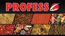 PROFESS Kulki Mini POP-UP - KUKURYDZA WANILIA 12mm Rodzaj kulki proteinowe