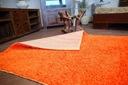 DYWAN SHAGGY 40x90 orange 5cm gładki jednolity Rodzaj shaggy