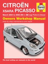 CITROEN XSARA PICASSO (2004-2008) - instrukcja