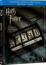 HARRY POTTER und der Gefangene von Askaban Film Blu-Ray + dvd