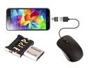 Adapter NANO OTG HOST USB MicroUSB Tablet Smarfon
