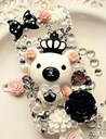 MIX panel iPhone / SAMSUNG DIAMOND PANDA