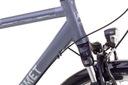 Rower Romet Art Noveau 8 28'' rama 21'' miejski Liczba biegów 8