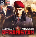 Combat Mission: Afganistan. Nowy PC CD-ROM.
