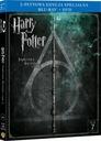 HARRY POTTER und die Heiligtümer des Todes Teil 2 Blu-Ray + dvd