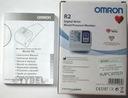 Pudełko oryginalne ciśnieniomierz OMRON+instrukcja