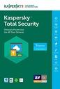 Kaspersky Total Security 2018 5PC/1Rok PROMOCJA