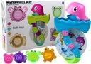Zabawka do Kąpieli Delfin + Zwierzątka