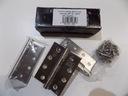 ZAWIASY ECLIPSE 79718 - 102x76mm - F