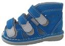 Buty profilaktyczne DANIEL blue 25 / 17 cm