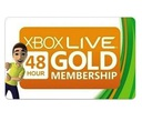 XBOX LIVE GOLD 2 DNI __SKAN KARTY__ AUTOMAT 24/7