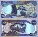 # IRAK - 5000 DINARÓW - 2003 - P94a - UNC