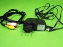 Oryginalna ładowarka JVC AP-V30E plus kabel AV