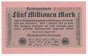 142(9b) - Berlin,5 Milionów Marek 1923